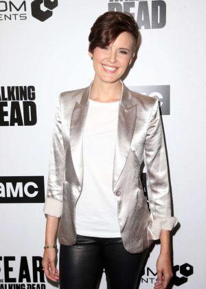 Maggie Grace - FYC 'The Walking Dead' and 'Fear the Walking Dead' in Los Angeles
