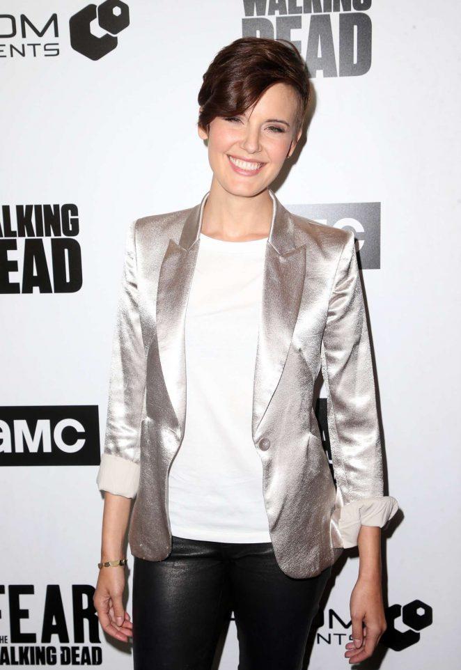 Maggie Grace – FYC 'The Walking Dead' and 'Fear the Walking Dead' in Los Angeles