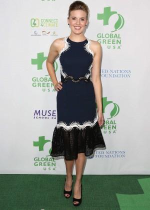 Maggie Grace - Global Green USA's 13th Annual Pre-Oscar Party in LA