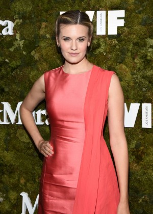 Maggie Grace - Max Mara Women In Film Face Of The Future Award Event 2015 in West Hollywood