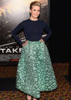 """Maggie Grace - """"Taken 3"""" Fan Event Screening in NYC"""