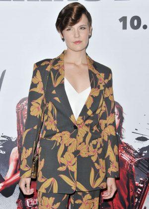 Maggie Grace - 'The Walking Dead' TV Show Screening in LA
