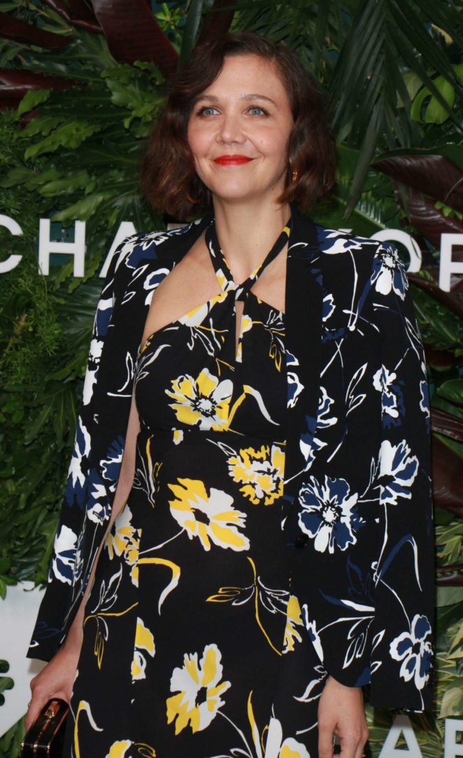 Maggie Gyllenhaal - 11th Annual God's Love We Deliver Golden Heart Awards in NYC