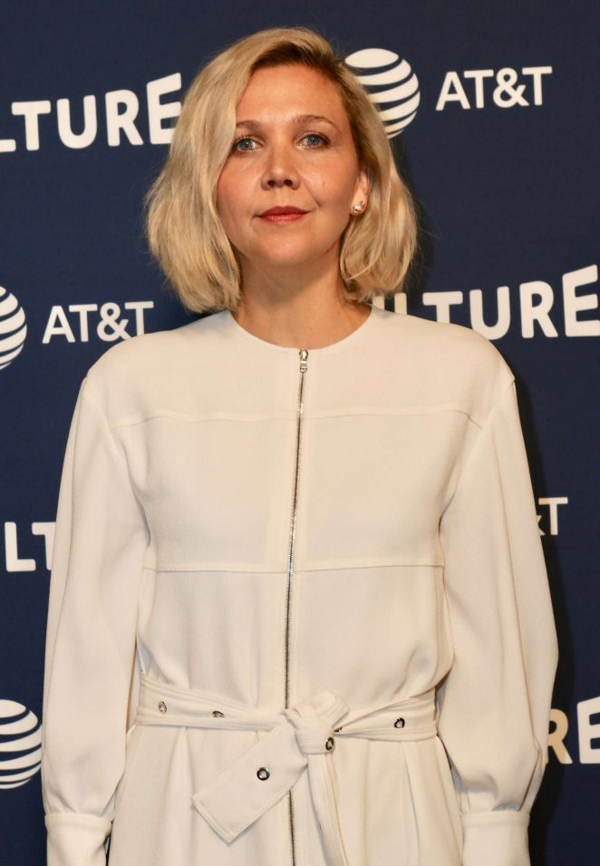 Maggie Gyllenhaal - 2018 Vulture Festival in New York