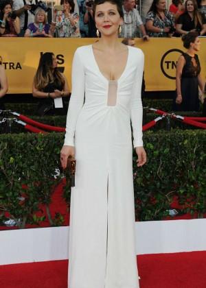 Maggie Gyllenhaal - 2015 Screen Actors Guild Awards in LA