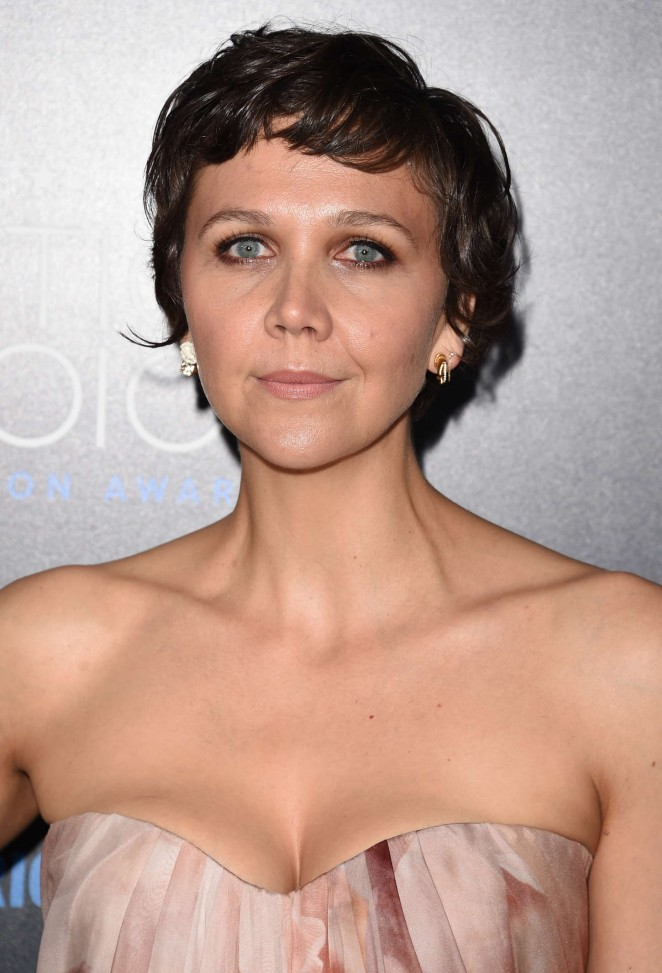 Maggie Gyllenhaal – 5th Annual Critics Choice Television Awards in Beverly Hills