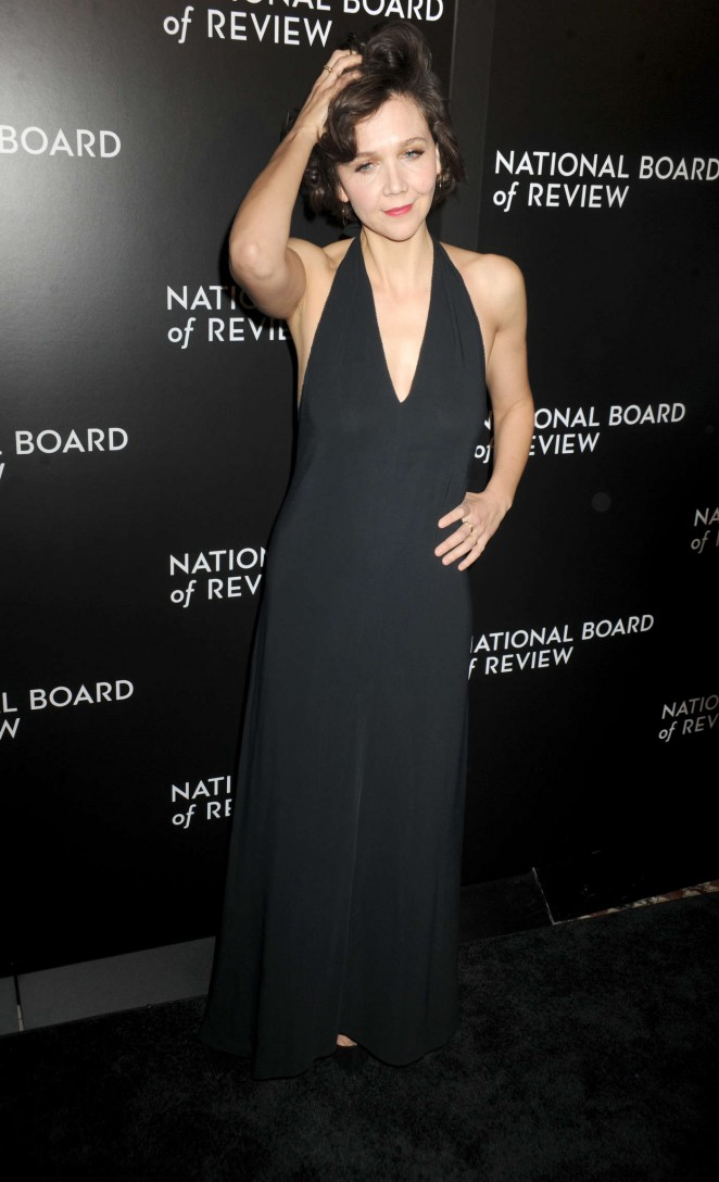Maggie Gyllenhaal: National Board of Review Awards Gala 2016 -05