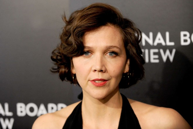 Maggie Gyllenhaal: National Board of Review Awards Gala 2016 -07