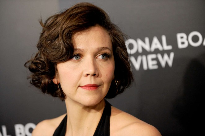 Maggie Gyllenhaal: National Board of Review Awards Gala 2016 -08