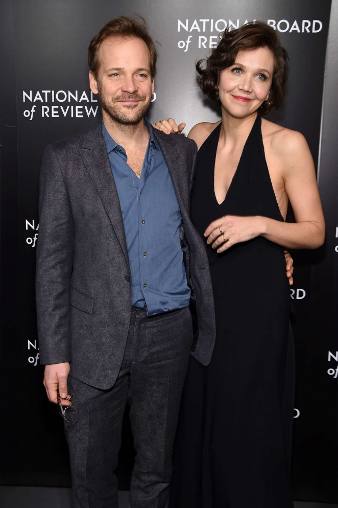 Maggie Gyllenhaal: National Board of Review Awards Gala 2016 -09