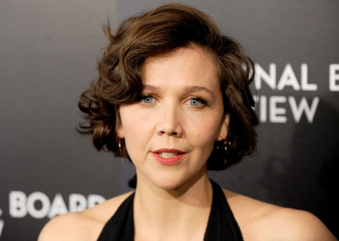 Maggie Gyllenhaal: National Board of Review Awards Gala 2016 -10