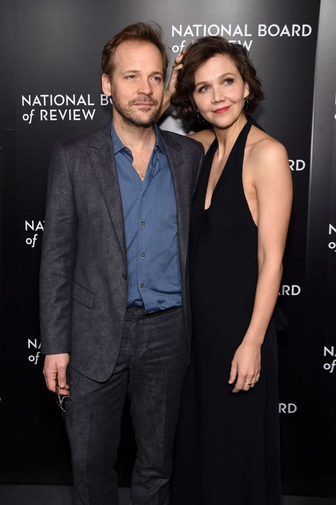 Maggie Gyllenhaal: National Board of Review Awards Gala 2016 -12