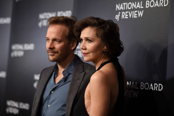 Maggie Gyllenhaal: National Board of Review Awards Gala 2016 -13