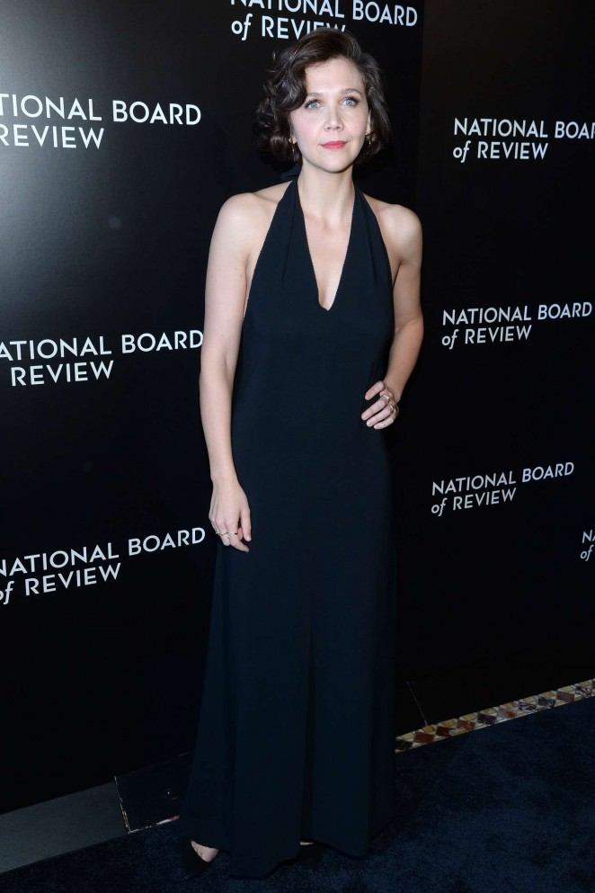 Maggie Gyllenhaal: National Board of Review Awards Gala 2016 -15