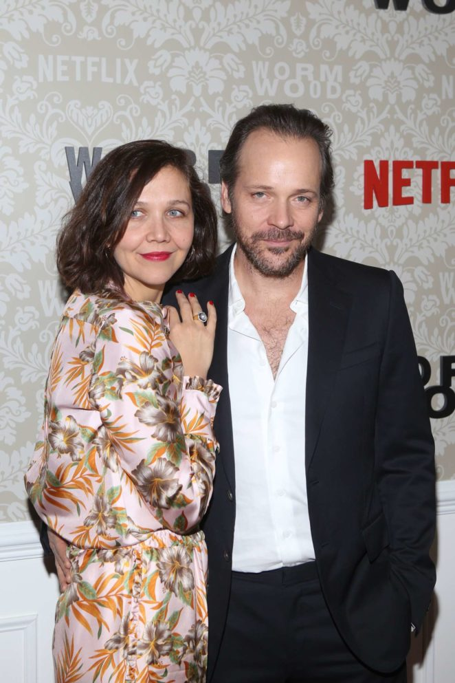 Maggie Gyllenhaal - New York Launch Party for the Netflix Original Story WORMWOOD in NY