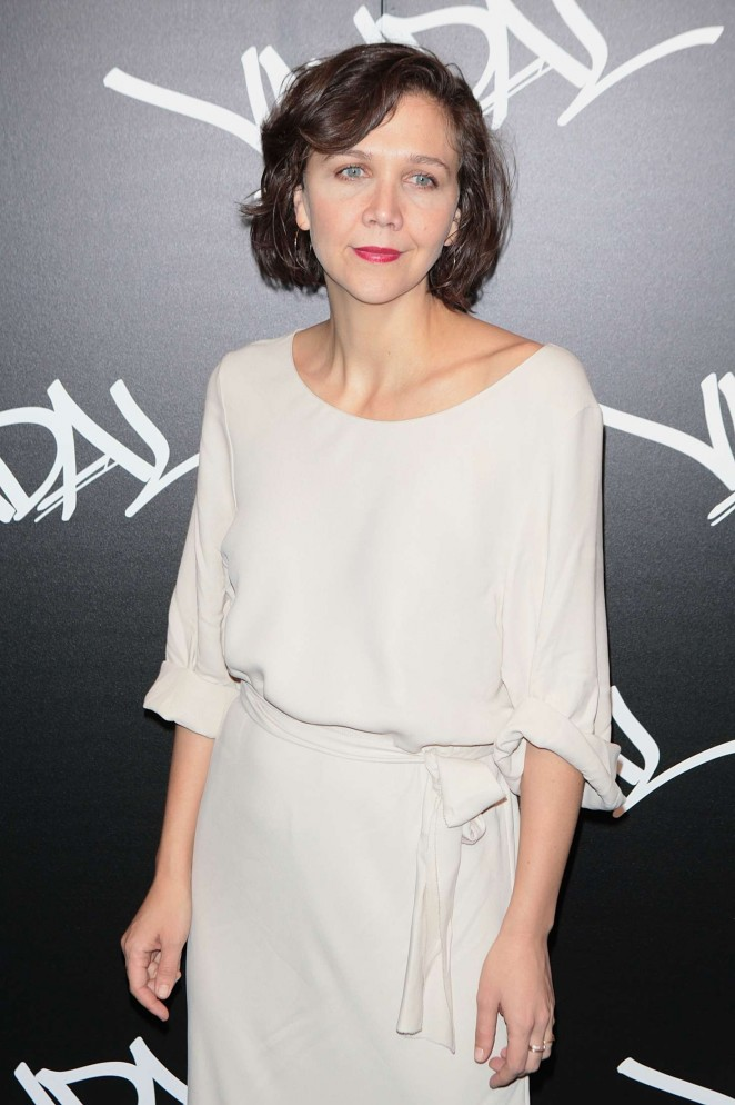 Maggie Gyllenhaal - Opening Night of 'Vandal' Restaurant in New York City