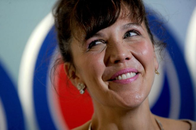 Maggie Gyllenhaal opening party Cave to Keyboard Pepsi Event -05