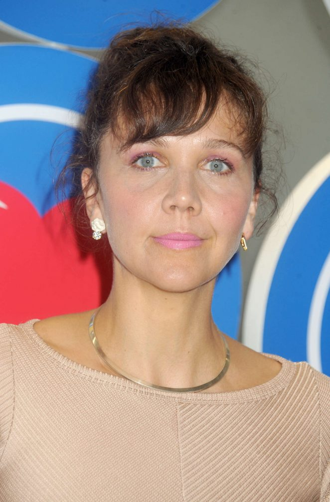 Maggie Gyllenhaal opening party Cave to Keyboard Pepsi Event -09