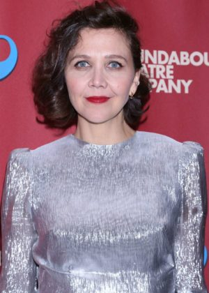 Maggie Gyllenhaal - Roundabout Theatre Company Party in NY