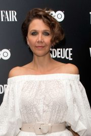 Maggie Gyllenhaal - The Deuce Screening in New York City