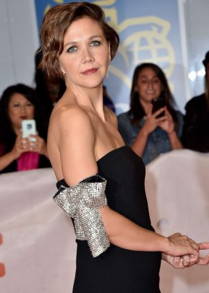 Maggie Gyllenhaal - The Kindergarden Teacher premiere at Toronto IIFF 2018