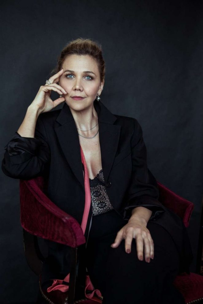 Maggie Gyllenhaal - The Wrap Magazine (June 2018)