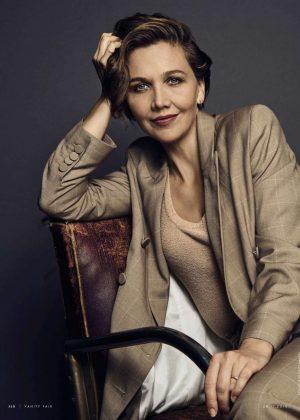 Maggie Gyllenhaal - Vanity Fair Italy Magazine (November 2018)