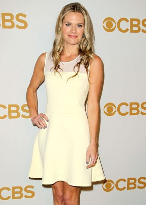 Maggie Lawson - 2015 CBS Upfront in NY