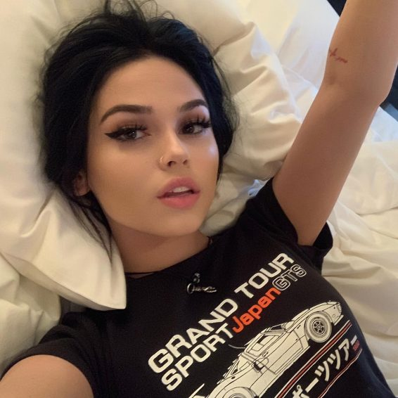 Maggie Lindemann 2019 : Maggie Lindemann – @maggielindemann personal-75