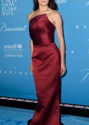 Maggie Q - 2016 UNICEF Snowflake Ball in New York