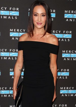 Maggie Q - 2018 Mercy for Animals Gala in Los Angeles