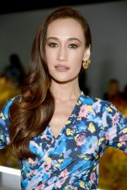 Maggie Q - Jason Wu Collection show at New York Fashion Week 2019