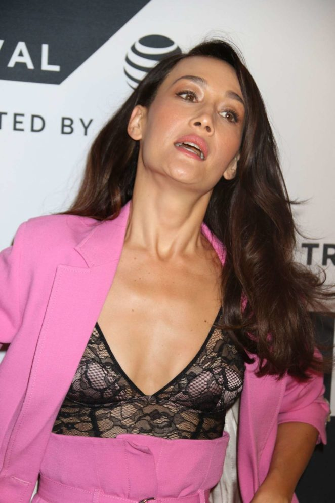 Maggie Q - Tribeca Tv Festival Season Ppremiere Of Designated Survivor In New York