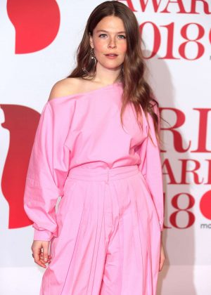 Maggie Rogers - 2018 Brit Awards in London