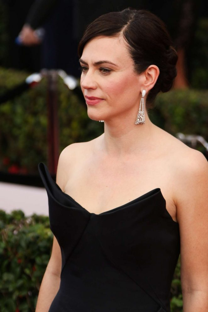 Maggie Siff: 2017 Screen Actors Guild Awards -04