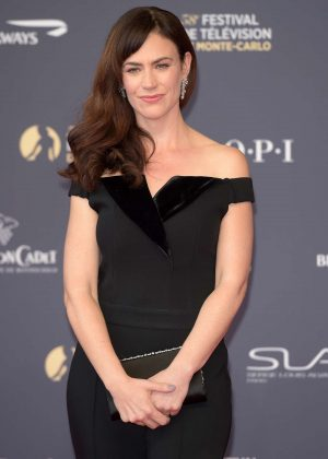 Maggie Siff - 2018 International Television Festival Opening Ceremony in Monte Carlo
