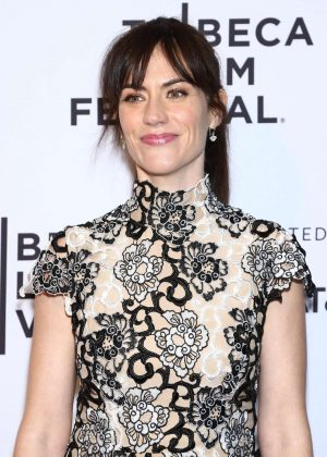Maggie Siff - 'One Percent More Humid' Premiere in New York City