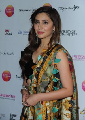 Mahira Khan - UK Asian Film Festival Opening Gala in London