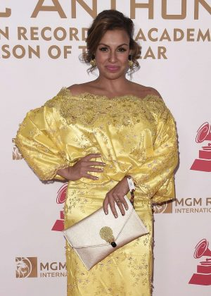 Maia - 2016 Latin Recording Academy Person of the Year in Las Vegas
