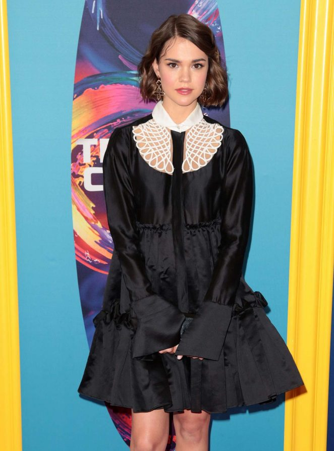 Maia Mitchell – 2018 Teen Choice Awards in Inglewood