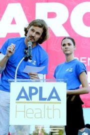 Maia Mitchell - AIDS Walk Los Angeles