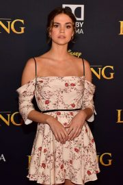 Maia Mitchell - 'The Lion King' Premiere in Hollywood