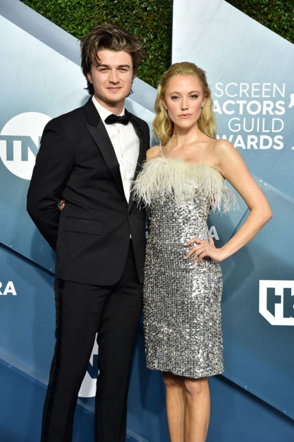 Maika Monroe - 2020 Screen Actors Guild Awards in Los Angeles