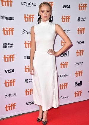 Maika Monroe - 'Greta' Premiere - 2018 Toronto International Film Festival