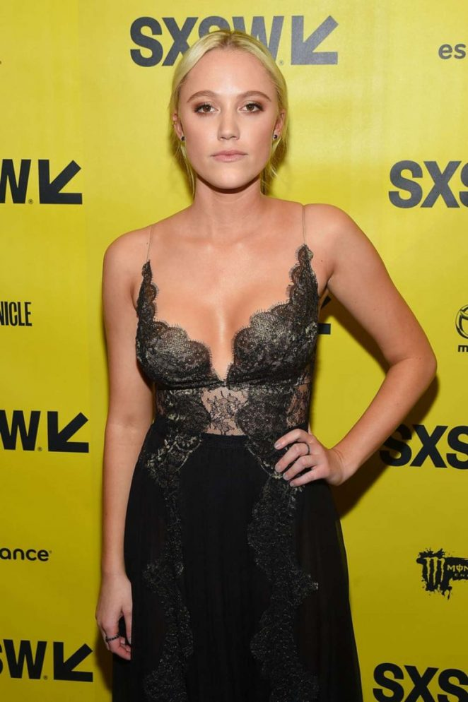 Maika Monroe - 'Hot Summer Nights' Premiere at 2017 SXSW Festival in Austin