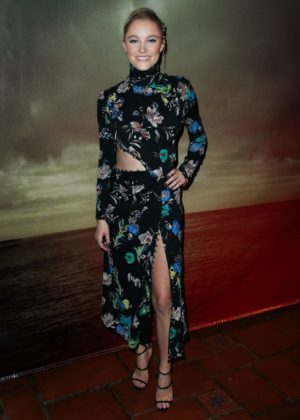 Maika Monroe - 'The Tribes of Palos Verdes' Premiere in LA