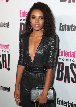 Maisie Richardson-Sellers - 2018 Entertainment Weekly Comic-Con Party in San Diego