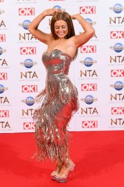 Maisie Smith - National Television Awards 2020 in London