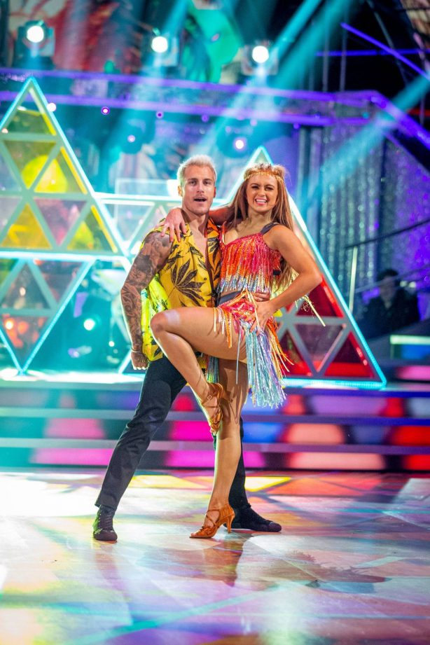 Maisie Smith - Perform on Strictly Come Dancing 2020