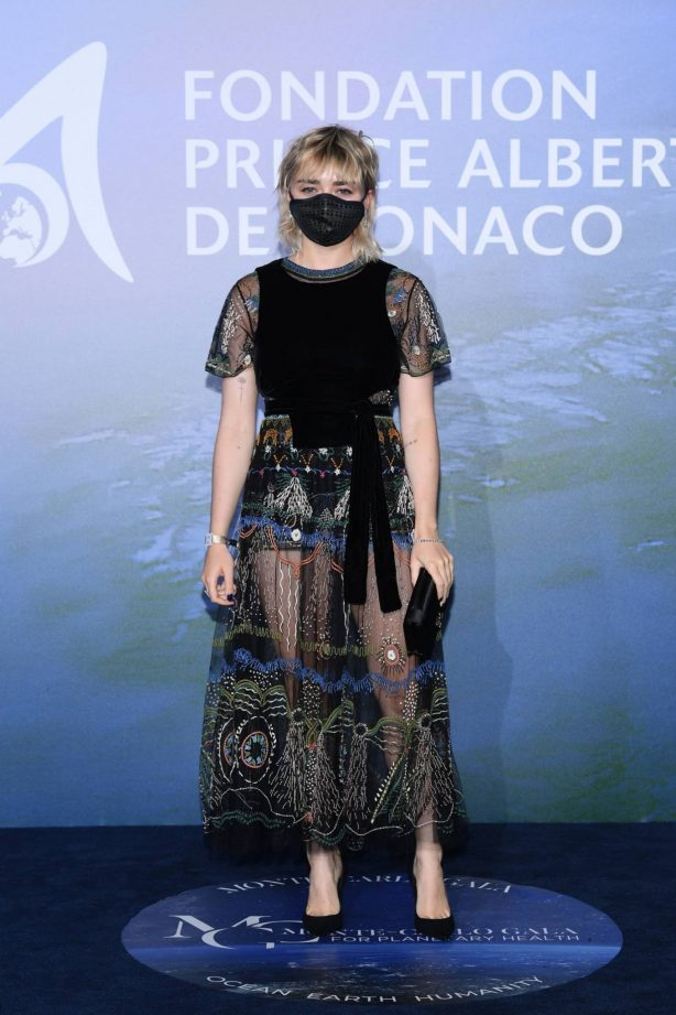 Maisie Williams - 2020 Monte-Carlo Gala For Planetary Health